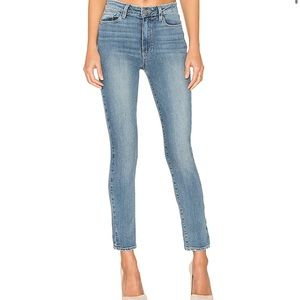 Paige Margot jeans in ankle peg rosehill